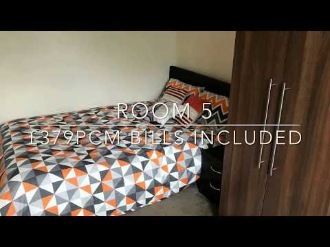 Pershore Road Selly Park Birmingham    B29 7NR ,United Kingdom Rooms Available