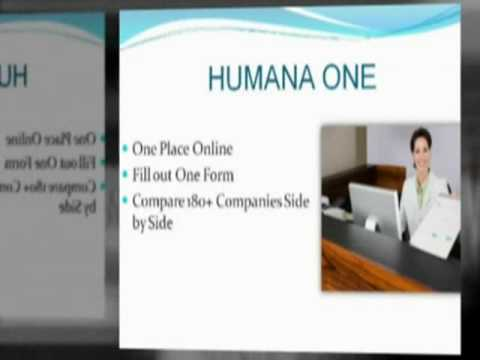 Humana One Health Insurance Plan - Compare to over 180 Comp