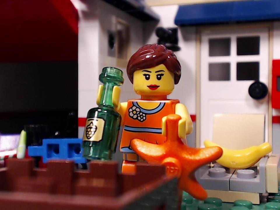 LEGO Yard Sale - YouTube