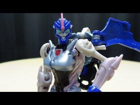Transformers Prime Beast Hunters Deluxe ARCEE: EmGo