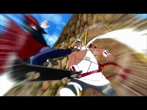 Sasuke Vs Killer Bee AMV
