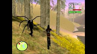 Jeff The Killer Vs Slender Man [Gta Sa]