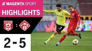 Alle spiele der 3. liga live bei magentasport! jetzt buchen: https://www.magentasport.de/aktion/3liga14.12.2019, 19. spieltag 19/20. die würzburger kickers s...