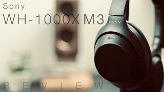 Sony WH-1000XM3 ANC Wireless Headphones: The Best ANC Headphones