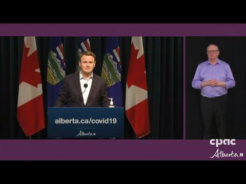 Alberta update on COVID-19 – February 18, 2021