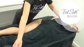 Masaje antiestres de cuerpo entero | Full body antistress massage