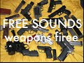 Download Sounds effects weapons - bruitages et sons d'armes FREE DOWNLOAD / TELECHARGEMENT GRATUIT MP3 song and Music Video