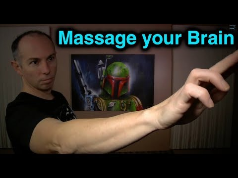 ASMR Binaural Brushing 2.1 - Massage your Brain ** Strong Sounds **