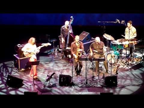 "Gadó Gábor Quartet feat. Dave Liebman Budapest MUPA ""6"""