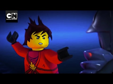 Kai vs. Karloff | NINJAGO: Masters of Spinjitzu | Cartoon Network