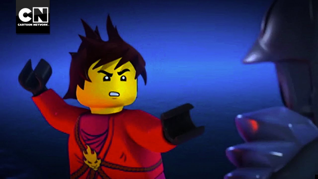 Kai vs karloff ninjago masters of spinjitzu cartoon network youtube - Ninjago vs ninjago ...