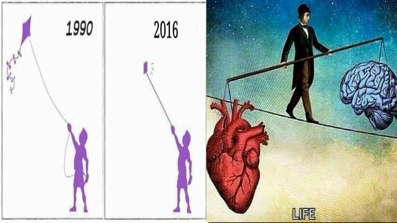 These Pictures Speak Thousand Words | Sad reality of the modern ...
