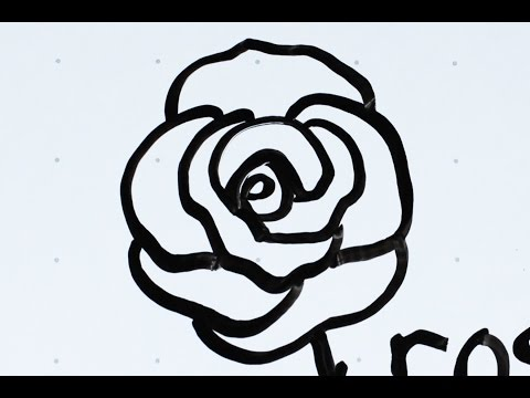 21:-kids'-tutorial---how-to-draw-a-flower-rose-(c)-in-2-minutes-|-simple,-easy-&-fun-|-vivi-santoso