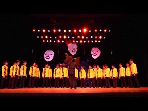 Voices in Harmony 2014 Finals Night -Don Bosco Technical Institute, Makati (Full Performance)
