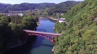 岐阜県八百津 蘇水峡トンネル~八嵩林道