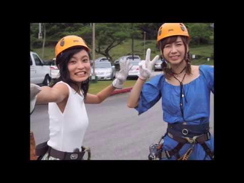 小島瑠璃子・AKB48大家志津香、グアムで大胆ビキニ