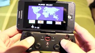 IPEGA PG-9017 Bluetooth Controller on Android