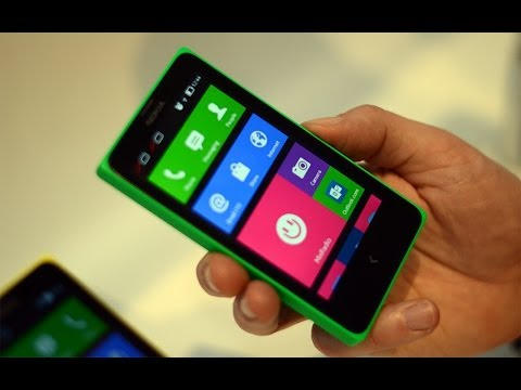 Nokia X, el Nokia con Android