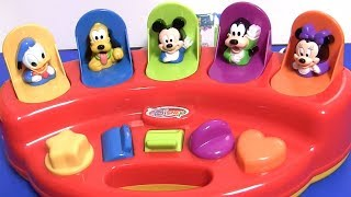 Disney Baby Pop-up Pals Surprise Toys and Eggs