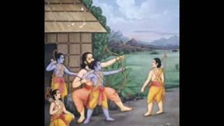 Yesudas Sanskrit Ramayana Story Telling Ram Bhajan by  Yesudas  and  Music  Maestro Naushad Ali