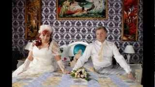 свадьба жемчужная-семья Губаревых -30 летвместе!Омск2012