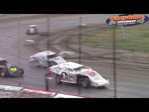 Sheyenne Speedway WISSOTA Midwest Modified A-Main (9/30/18)