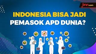 Sri Mulyani: Indonesia Bisa Jadi Produsen Utama APD di Dunia - JPNN.com