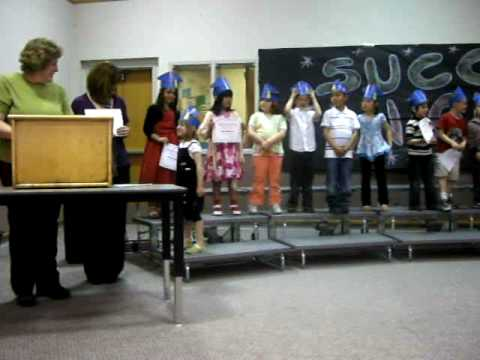 2010 Tok School Kindergarten Graduation
