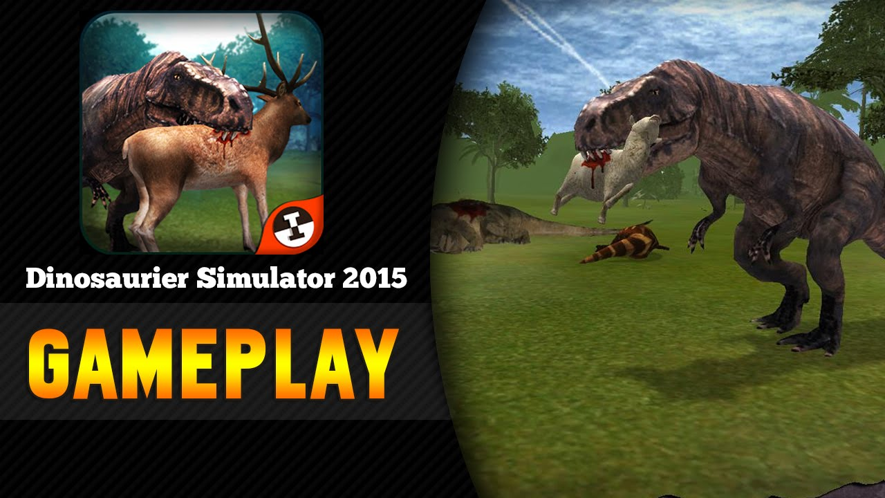 Dinosaurier Simulator