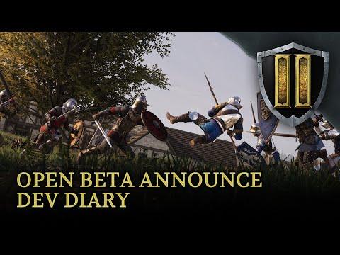 Chivalry 2 - Open Beta Announce | Dev Diary