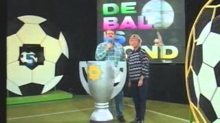 Tros De  bal is rond 1990