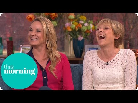 Tamzin Outhwaite And Gillian Wright On Comedy Stage Role | This Morning