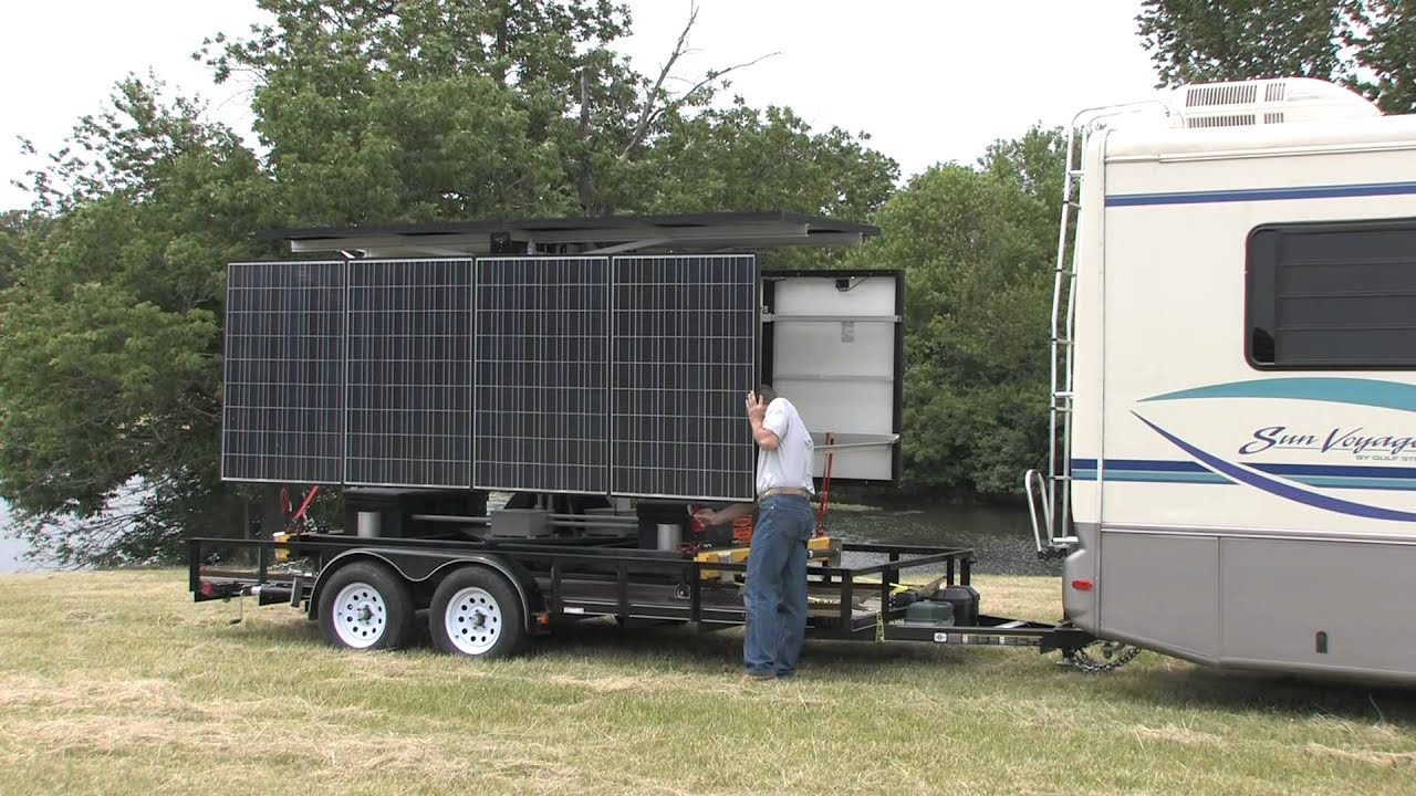 Solar Power: Solar Power Air Conditioner