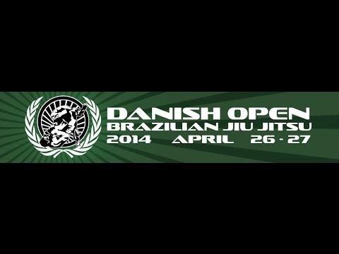 Danish Open BJJ 2014 Saturday Live Stream