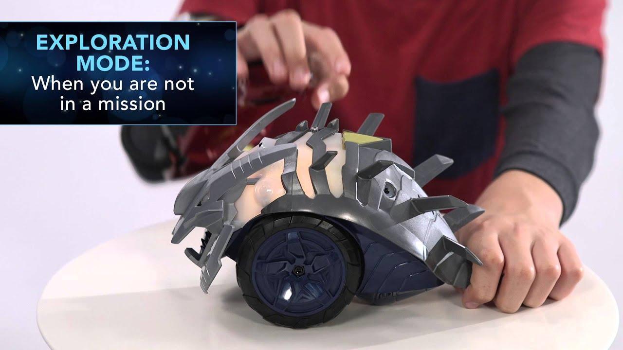 Playmation Ultron PROWLER Bot /& repulsori Gear Mark II NUOVO IN SCATOLA