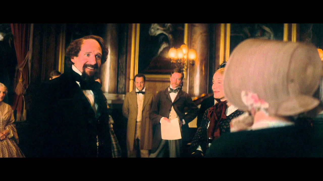"Clip: The Invisible Woman, ""Introductions"" (NYFF51)"