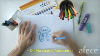 Draw my Love - AFECE (Nota Paraná)