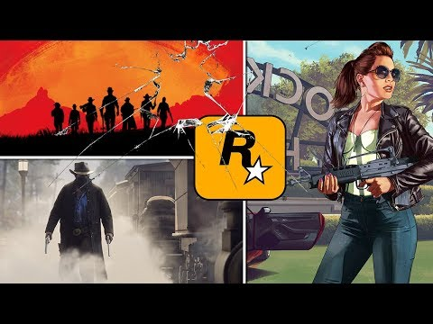 EVERY Future Rockstar Game Will Have Microtransactions...Red Dead Redemption 2, GTA VI, Etc.
