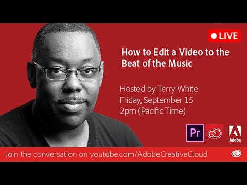 How to Edit Your Video to the Beat of the Music with Premiere Pro CC