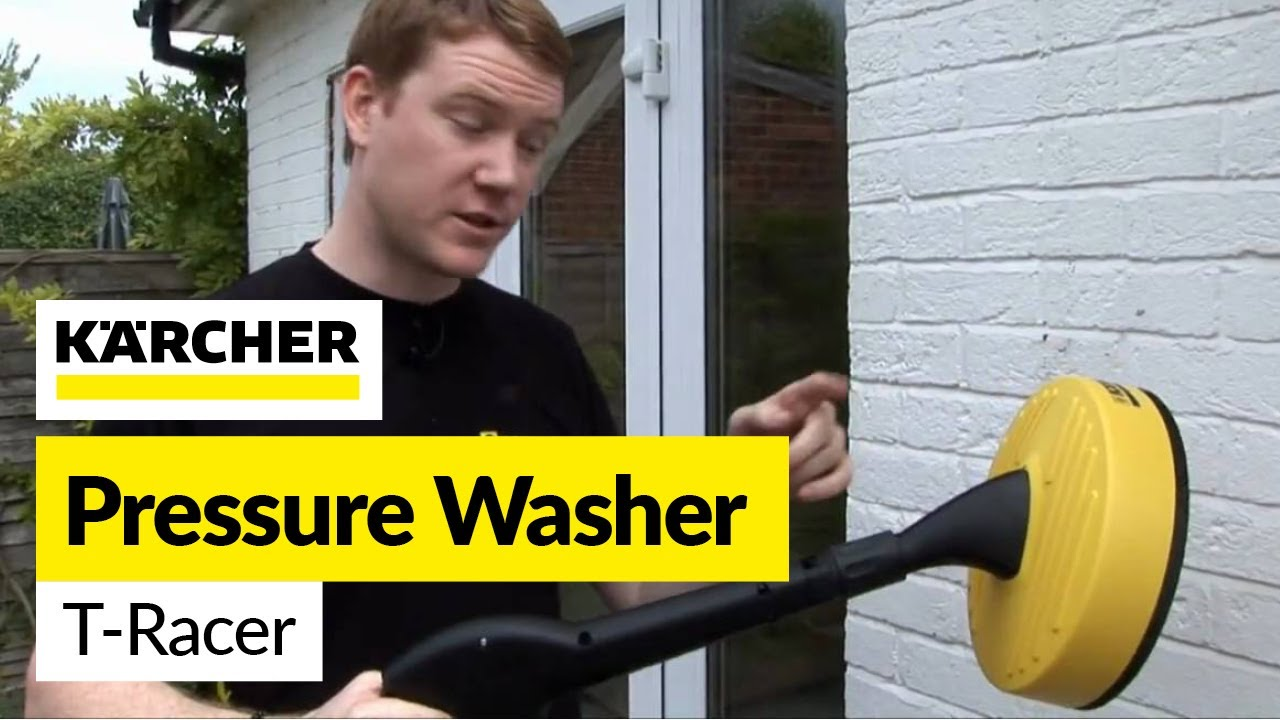 karcher accessory karcher t racer patio cleaner