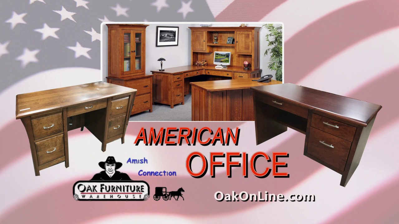 amish furniture at oak furniture warehouse tigard and portland oregon youtube. Black Bedroom Furniture Sets. Home Design Ideas