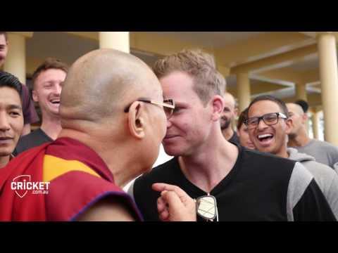 Smith seeks sleep wisdom from Dalai Lama
