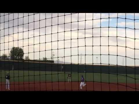 Christian Lamar Bishop Gorman 2019 Home Run