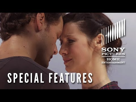 OUTLANDER: Season 3 Bluray SPECIAL FEATURES