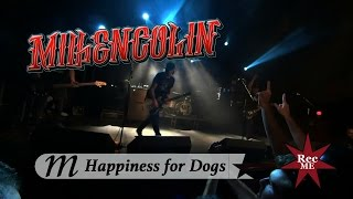 "Millencolin ""Happiness for Dogs"" @ Sala Apolo (20/02/2016) Barcelona"