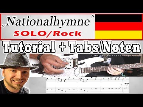 Zur EM 16: Deutsche Nationalhymne
