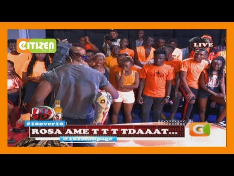10 OVER 10 | Rosa ree and Timmy Tdat keep it locked