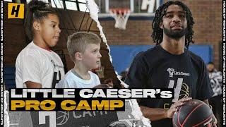 NBA PLAYER VS CAMPER FOR INSANE BET!