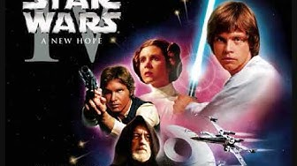 Star Wars A New Hope Full Soundtrack