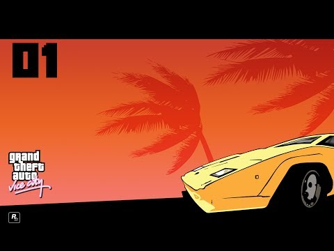 GTA Vice City : Tommy Vercetti . l 01 - Let's Play